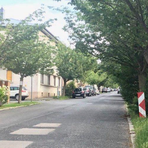 Június 17-től lezárják az Alsólövér utca elejét