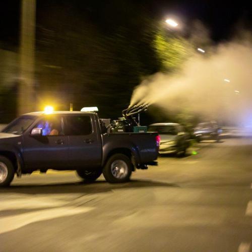 """Szúnyoggyérítés: Ismét alkalmi """"ködfátyol"""" borítja majd Sopront!"""