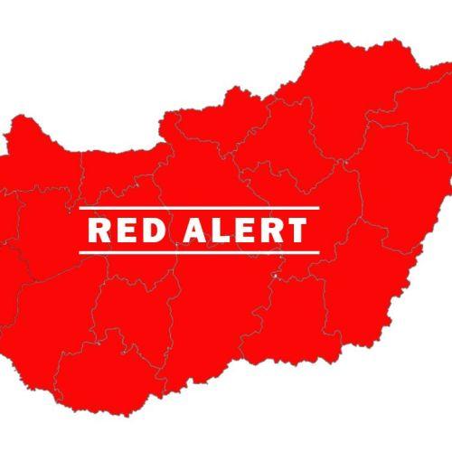 Koronavírus: Ukrajna úgy döntött, hogy Magyarország veszélyes hely!