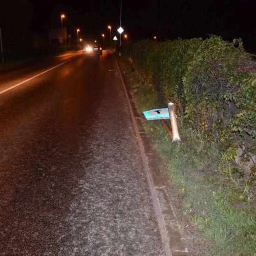 Addig tört-zúzott az ittas sofőr Sopronban, amíg az autó bírta