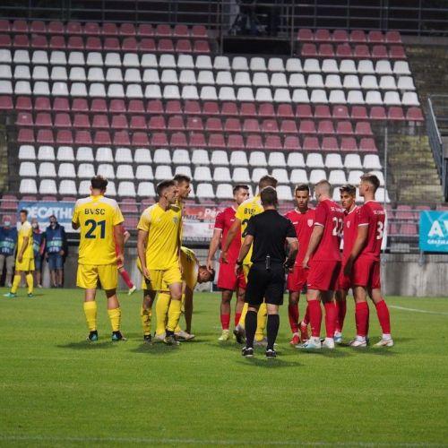 SC Sopron: Büntetők után búcsú a MOL Magyar Kupától