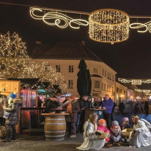 Kismartonban is megtartják az adventi-, karácsonyi vásárt!