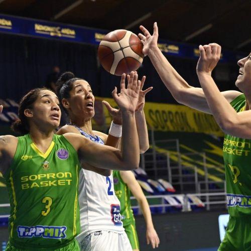 Két győzelemmel zárta a buboréktornát a Sopron Basket