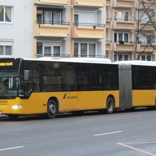 Sopronban a 10-es és a 10Y jelzésű buszok terelt útvonalon közlekednek!