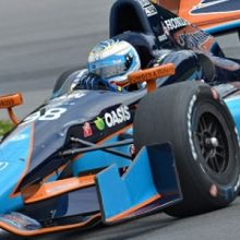 INDYCAR: What Luca Filippi Means for Open Wheel Racing