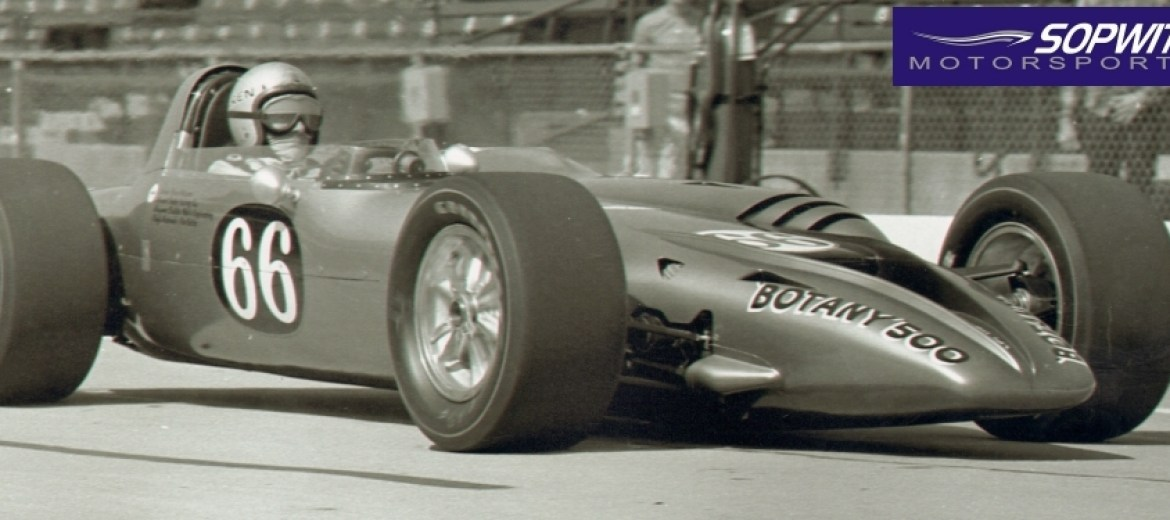 Carroll Shelby's Turbine: The Car That Was Supposed to Win Indy