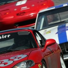 Sopwith Claims 2nd Place in Sportscar Event