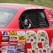 Cox Sets New Track Record ~ Finishes 2nd at Midvale for Codie Rohrbaugh Racing