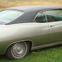 COLLECTOR CARS: Road Trip, 1971 Ford Torino vs 1967 Oldsmobile Cutlass