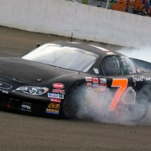 Strong Qualifying Run Ends With Mechanical Failure at Jennerstown