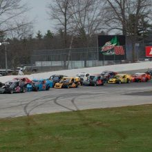 Cox Returns to Modified Racing After Two Decade Absence