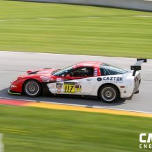 104+ Performance Signs Stephen Cox to 12-Race GridLife Deal