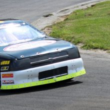 Cox Places 4th at Barberton Speedway in CRS Truck Series