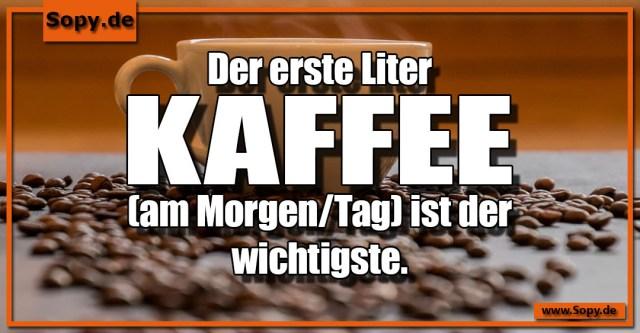 Liter Kaffee