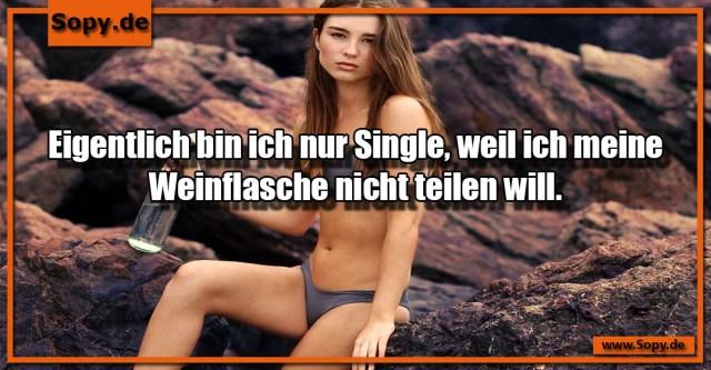 Eigentlich bin ich nur Single