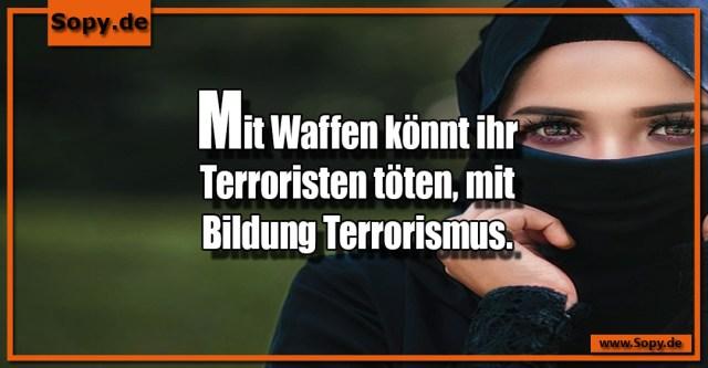 Terroristen töten