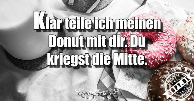 Meinen Donut