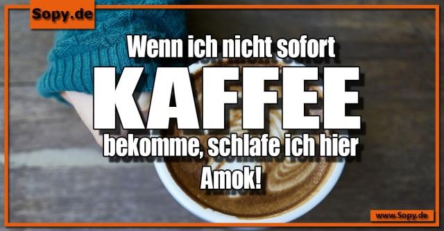sofort Kaffee