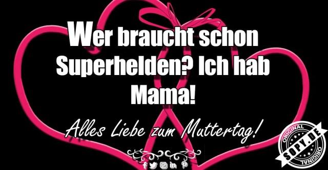 Liebe zum Muttertag