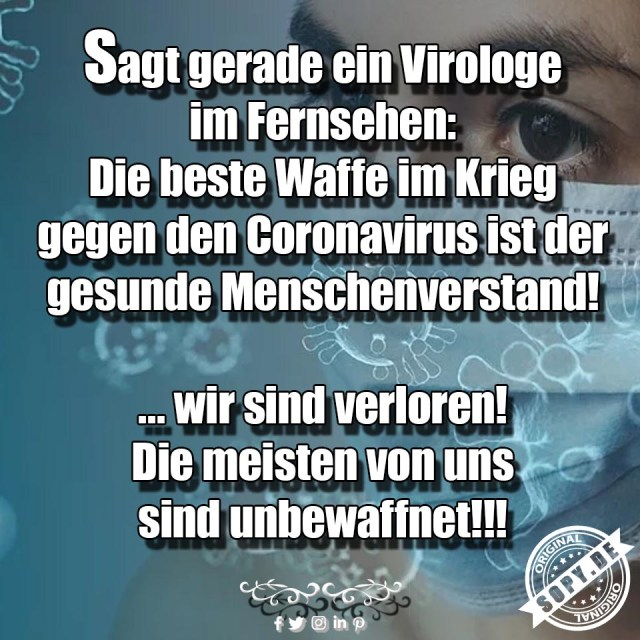 gegen Coronavirus