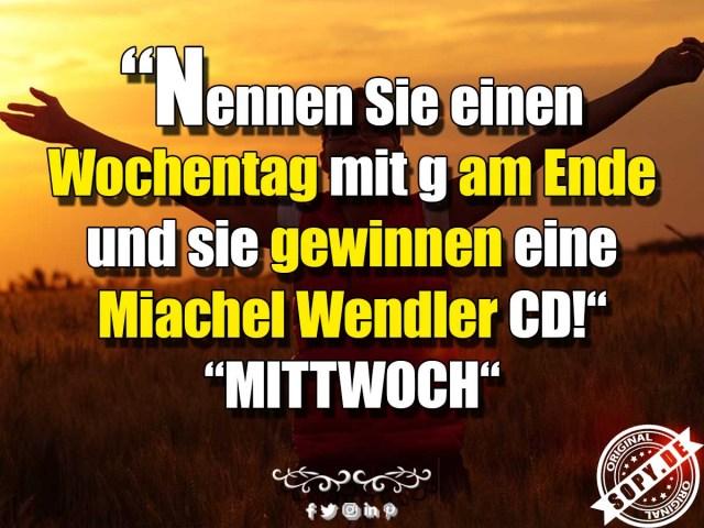 Miachel Wendler