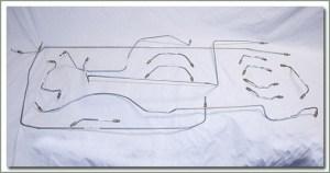 Land Cruiser Brake Lines & Hoses 19581984 FJ40 & FJ55