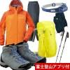 初富士登山のレポート