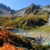 【絶景の紅葉】涸沢カールへテント泊トレッキングに行こう!