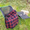 【プチキャンプ】Helinoxチェアワンとテーブルワンを持ってピクニックへ出かけよう