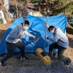 テントを永く愛用するためのメンテナンス(お手入れ)方法!!