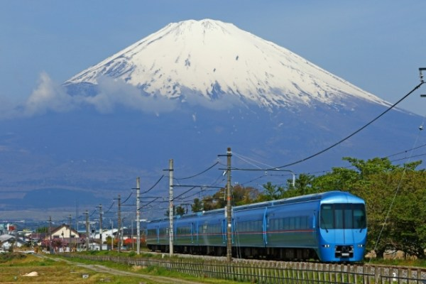 How to go to Mt.Fuji climbing by train