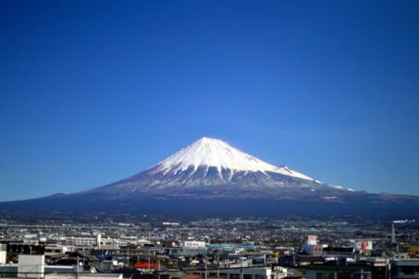 Mt.Fuji climbing -Fujinomiya route-