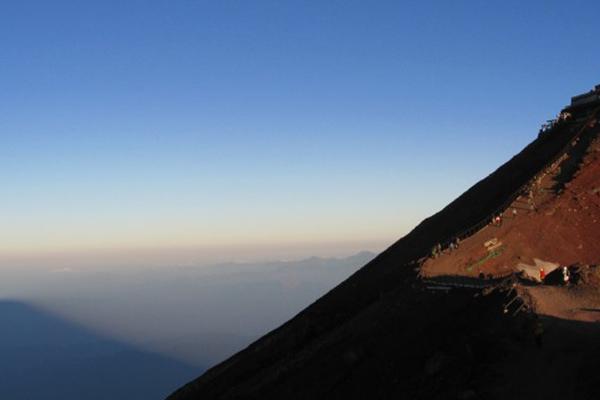 Mt.Fuji climbing -Gotenba route-