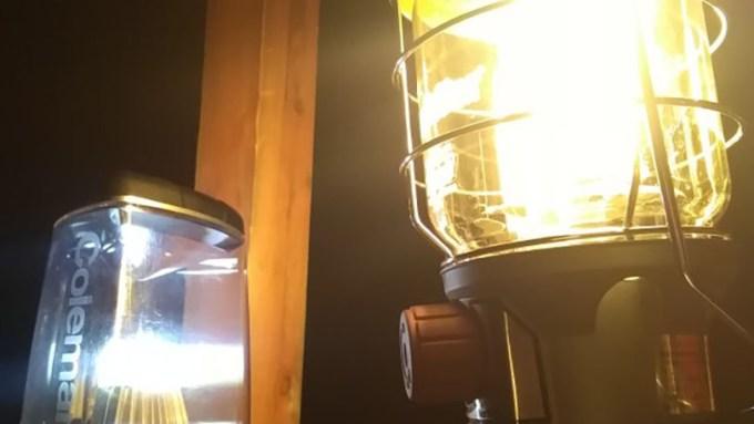 Coleman 2500 North Star LP Gas Lantern 1/2