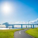 2018年7月中旬 新木場若洲海浜公園キャンプ場 ピルツ9-DX ご利用ブログレポート
