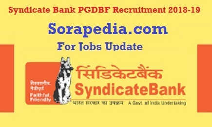 500 PO Job Vacancies in Syndicate Bank