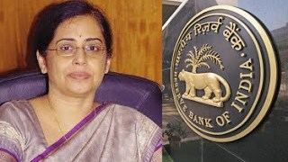 CFO of Reserve Bank of India (RBI) - Sudha Balakrishnan