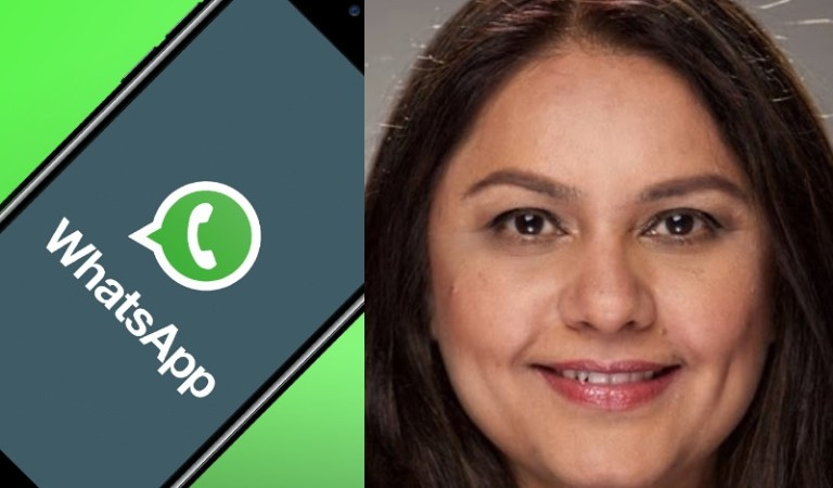 Komal Lahiri is Appointed as Grievance Officer For Whatsapp India