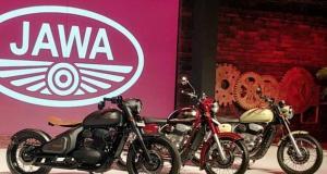 Mahindra Jawa Bike