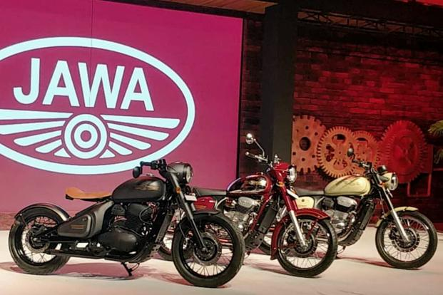 Jawa Bike – Rs 1.89 Lakh Priced Bike Launched by Mahindra on Indian Road