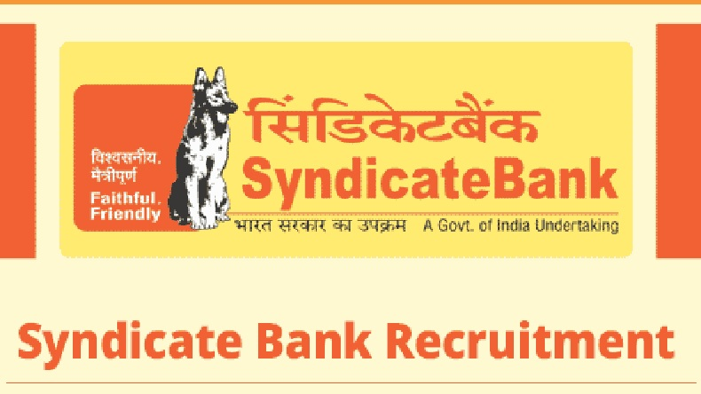 Apply Online for 129 Specialist Officers Post in SyndicateBank