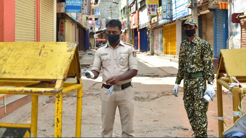 Karnataka to Impose Total Lockdown Starting July 5