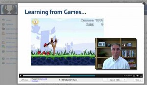 Imagen del curso Gamification. Kevin Werbach. Universidad de  Pennsylvania