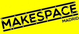 Logotipo de Makespace Madrid.