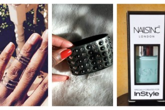 Sorbet Sundays - What I Wore Summer Accessories Edition. A round up of colours, nails and accessories for Summer.