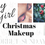 Read my Lazy Girl Guide to upgrading your Christmas Makeup look.