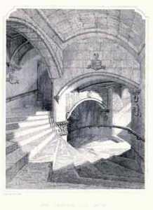 Wheel Stair