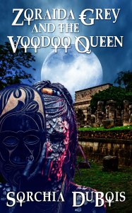 Book Cover: Zoraida Grey and the Voodoo Queen
