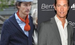 Matthew McConaughey is looking sick..Very Sick …Like he might have AIDS