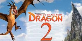How To Train Your Dragon 2 – Trailer Flys on The Net